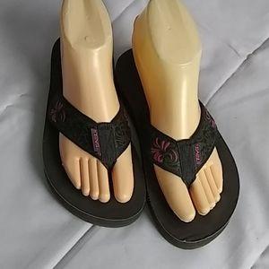 Teva Womens Size 7 Sandals